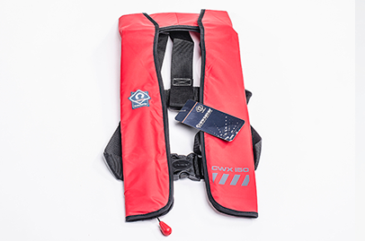 AUTOINFLATABLE AND RIGID LIFEJACKETS, IMMERSION SUITS, LIFEBOUYS, ETC.