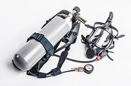 BREATHING APPARATUS, EMERGENCY ESCAPE BREATHING DEVICE (EEBD), MEDICAL OXYGEN RESUCITATORS, HELMETS, LIFEJACKETS, FIRE RESISTANT SUITS, ETC.