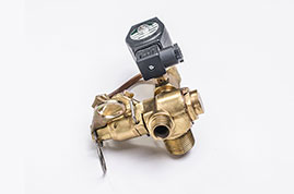 SPECIAL VALVES FOR FIXED SYSTEMS.